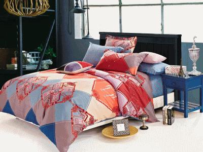 Подбираем постельное белье для элегантного интерьера