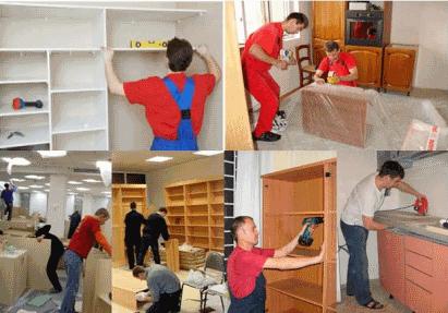 В каких случаях важно доверить сборку мебели профессионалам?