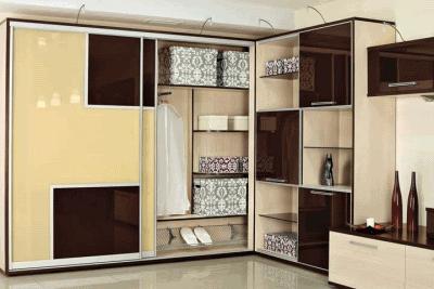 Выбираем шкаф-стенку для гостиной комнаты