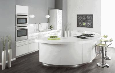 Кухни на заказ: преимущество технологии изготовления