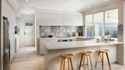 Кухня в современном стиле - реалии нынешнего мегаполиса