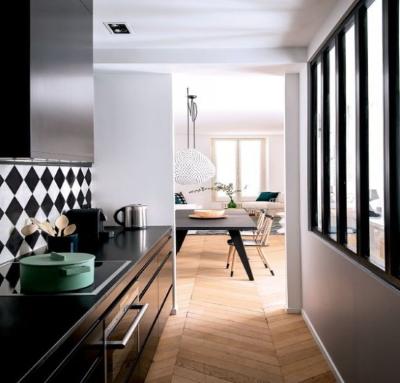 Так ли необходим рабочий треугольник на кухне?