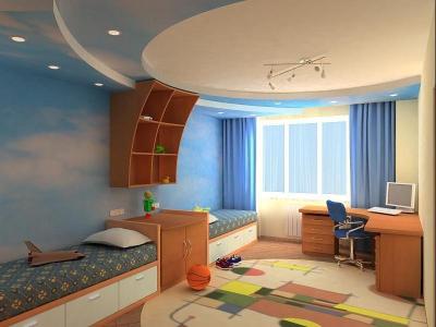 О мебели и обустройстве детской