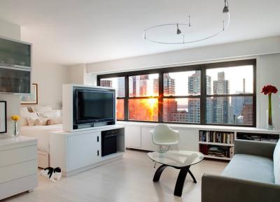 Парочка советов для обустройства малогабаритных квартир