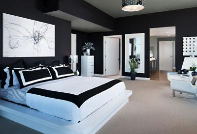 Как не уничтожить романтику в интерьере спальной комнаты