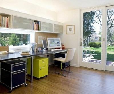Причины организовать уютный домашний офис