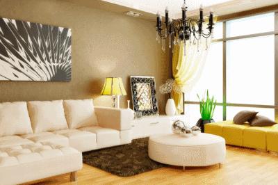 Куда и как поставить диван