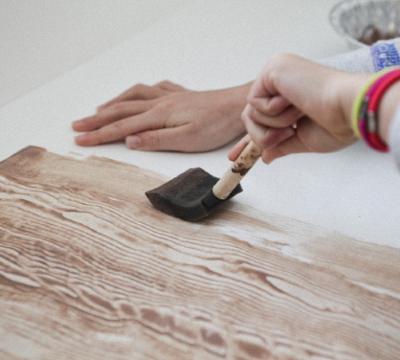 Советы для правильной покраске мебели