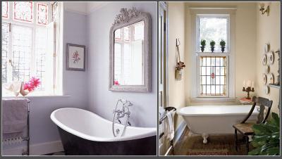 Создаем ванную в популярном французском стиле