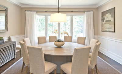 Выбираем комфортный и стильный обеденный стол