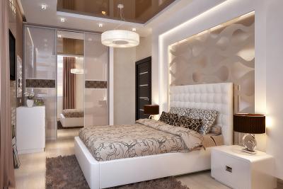 Парочка советов для обустройства идеальной спальни