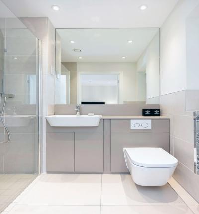 Небольшая ванная: как подобрать хороший умывальник