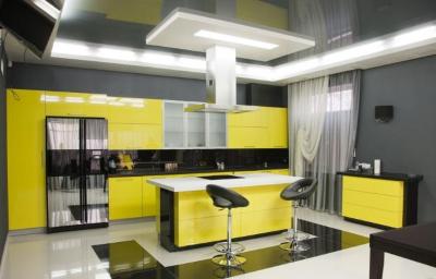 Пару слов о современной мебели для кухни