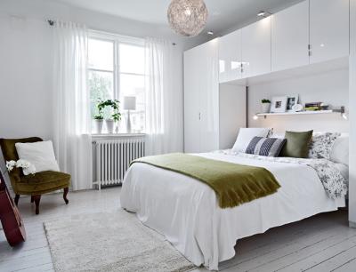 Новые советы по оформлению современной спальни