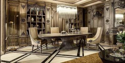 Мебель в стиле Арт-Деко - причудливые формы или стремление к роскоши