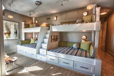 Что нужно знать о выборе двухъярусных кроватей