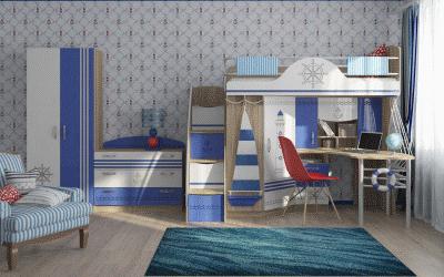 Выбор двухъярусной кровати: как определиться с моделью?
