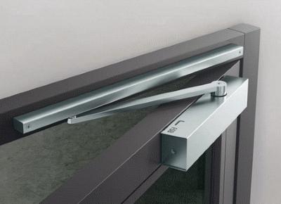 Доводчики дверей - полезные устройства