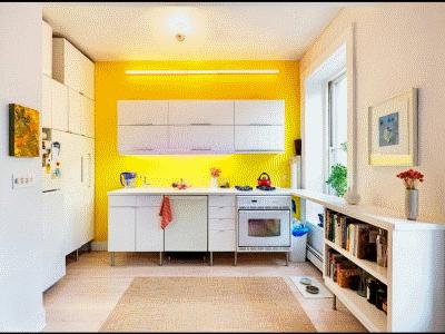 Самые лучшие решения для небольшой кухни