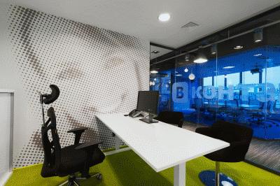 Офисная мебель заслуживает быть стильной и несущей в себе идею