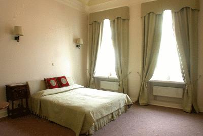 Zetta предлагает стильные шторы для гостиниц