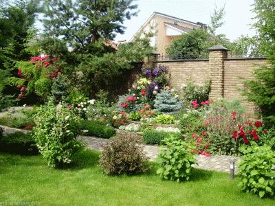 Ландшафтный дизайн призван преобразить ваш приусадебный участок