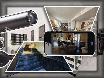 Плюсы использования видеонаблюдения для квартиры