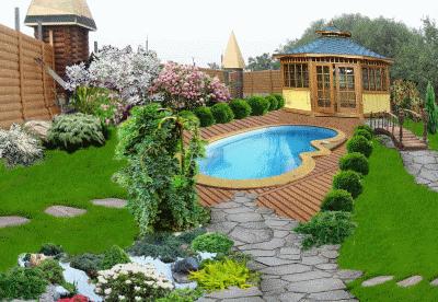 Ландшафтный дизайн «Магия сада» - сделает ваш двор волшебным