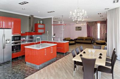 Парочку моментом при выборе кухонной мебели