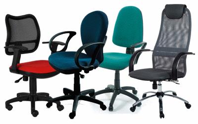 В чем отличия офисных кресел для персонала?