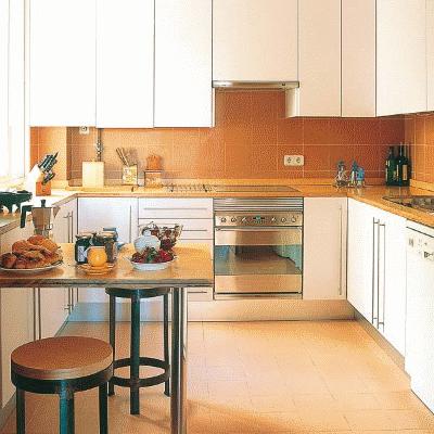 Используем рациональность при планировании кухни