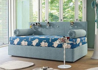 Главные требования при выборе дивана в детскую