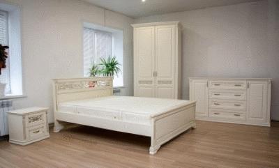 Детская кровать из массива: виды древесины
