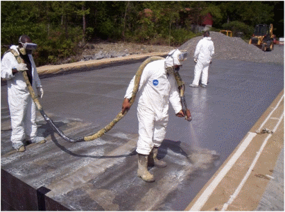 О гидроизоляции металлоконструкций