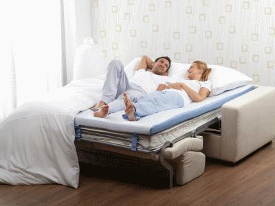 О современных топперах наматрасниках для дивана и кроватей